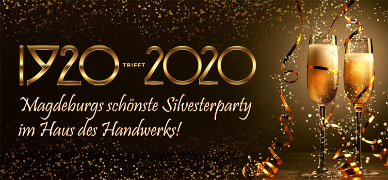 Silvesterparty Magdeburg 2019