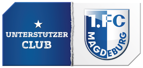 Partner im Unterstützer Club vom 1. FC Magdeburg